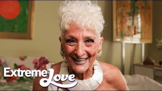 Puuma vai suorastaan sakaali? Tämä 83-vuotias kaunotar etsii nuoria rakastajia Tinderistä: Heillä riittää tarmoa!
