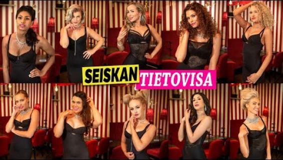 Miss Helsinki 2020 -finalistit Seiskan tietovisassa: Cheek-aiheinen kysymys osoittautui helpoimmaksi ja Havis Amanda vaikeimmaksi!