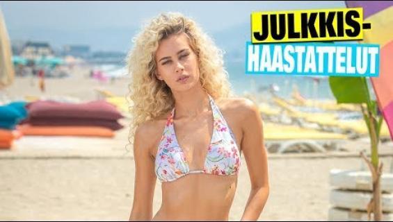 Härskejä viestejä saanut Miss Suomi -finalisti Jutta Kyllönen avautuu Frederikin yhteydenotoista – video!