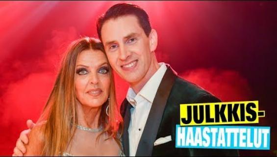 TTK-kilpailija Eini täräyttää: Mieheni on tahkojalka!