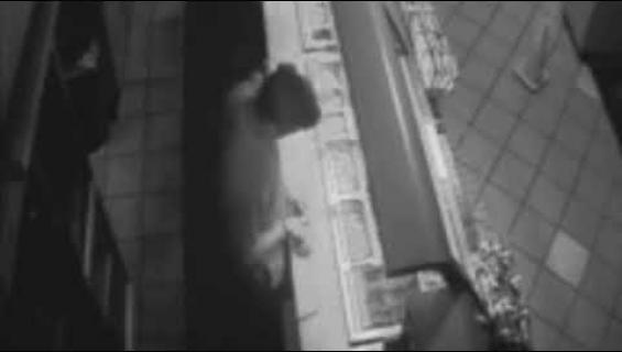 Mies teki murtokeikan Subway-pikaruokalaan - saaliiksi itse täytetty patonki!