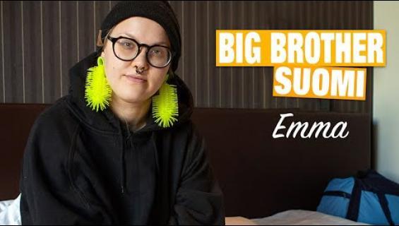 """Big Brother Suomi-talosta häädetty Emma: """"Pa**a reissu, mutta tulipahan tehtyä"""""""