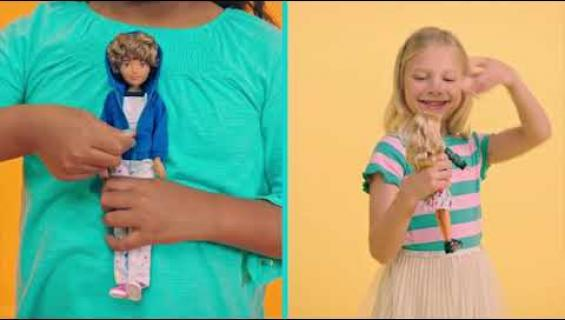 Vapise, Barbie! Nyt tulevat sukupuolineutraalit nuket!