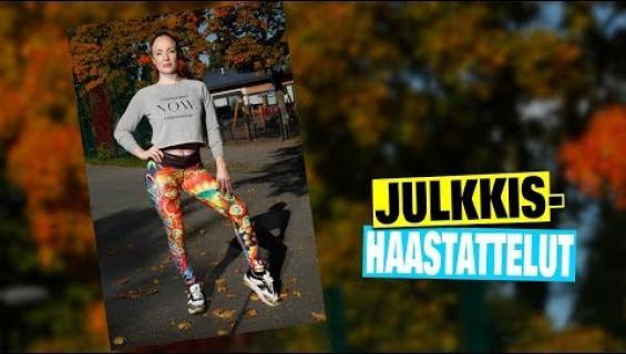 """Nyt on perheenäidillä pakarat kunnossa! Turkulainen Tanja Sundell, 35, näyttää mallia kunnon porrastreenistä – kuvat ja video! """"Lämmittelyt ja venyttelyt ovat tärkeitä!"""""""