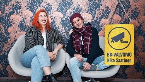 BB-Valvomo: Talosta häädetty Milla laukoo suorat sanat twerkkauksesta hämmentyneelle Evankelista-Villelle: Naisen vartalo ei kuulu vain miehelle!