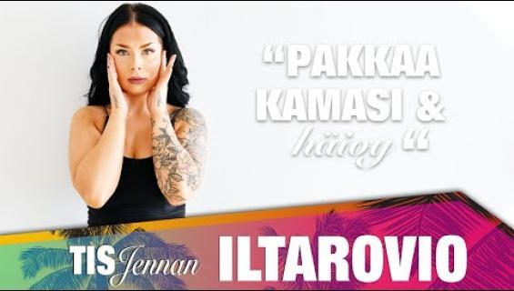 """TIS-Jenna Iltarovio - jakso 6: """"Tämä suhde on tuhoon tuomittu! Väpä pani menemään kuin Duracell-pupu!"""""""