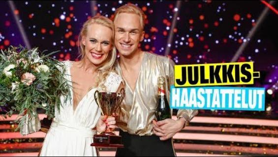 Tanssii tähtien kanssa -voittaja Christoffer Strandberg odottaa joululomaansa: Perhettäni on laiminlyöty viime kuukausien aikana!