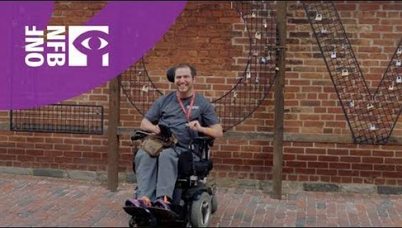 """Andrew on pyörätuolilla liikkuva aikuisviihdetähti: """"Vammaiset ansaitsevat pääsyn kaikille yhteiskunnan aloille!"""""""