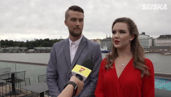 """Amalia ja Aarne nähdään tulevalla Temptation Island Suomi -kaudella - päätös osallistua ohjelmaan ei ollutkaan niin helppo: """"Ehkä meni pupu pöksyyn!"""""""
