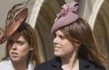 Englannin prinsessat Beatrice ja Eugenie