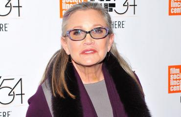 Carrie Fisher kuollut