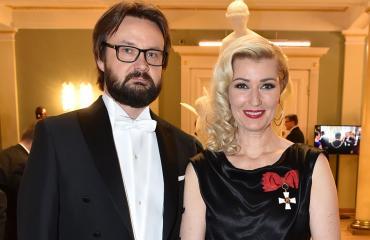 Maria Guzenina ja Kari Mokko