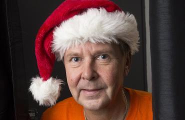 Matti Nykänen herkistyy jouluna.