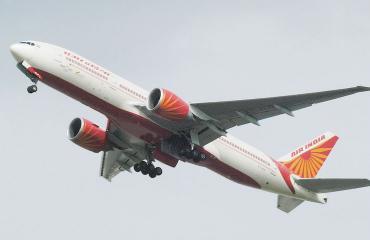 Air Indian koneissa on nyt naisille omat rivit