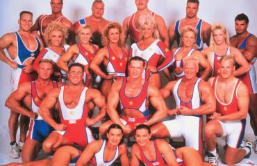 gladiaattorit 1990-luvulla