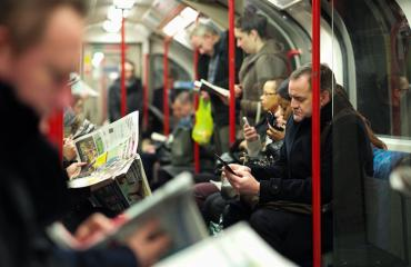 Metrossa katsotaan aiempaa enemmän pornoa.