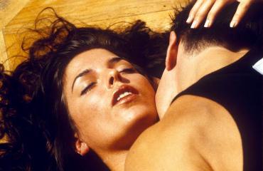 Naisen orgasmi