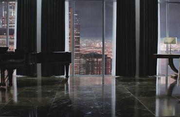 Promokuva fifty Shades of Grey -elokuvasta