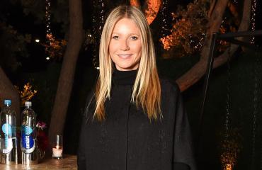 Gwyneth Paltrow juhlissa