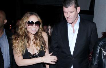 Mariah Carey ja James Packer