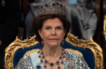 Kuningatar Silvian suosio romahti