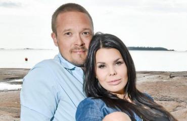 Suvi Pitkänen ja hänen rakkaansa Marko Somppi