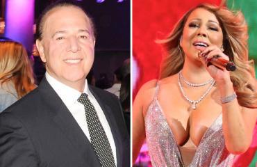 Tommy Mottola ja Mariah Carey