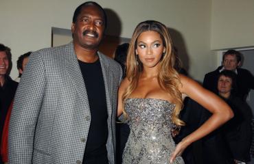 Mathew ja Beyonce Knowles