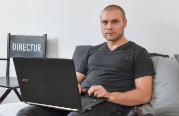 Valokuvaaja Nikita Tikka.