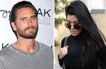 Scott Disick ja Kourtney Kardashian
