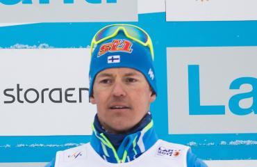 Sami Jauhojärvi janoaa menestystä Lahden MM-kotikisoista.
