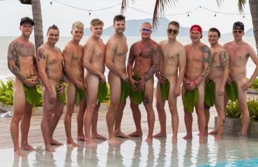 Temptation Islandin uudet sinkkumiehet