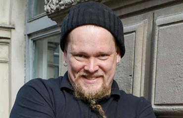 Mediapersoona Ville Haapasalo