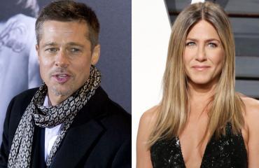 Brad Pitt ja Jennifer Aniston