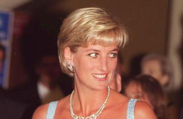 Ison-Britannian prinsessa Diana