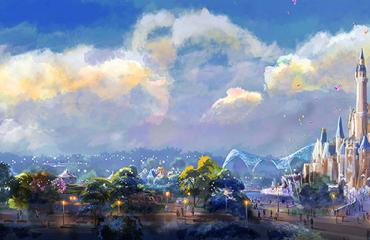 Disney Storybook-linna