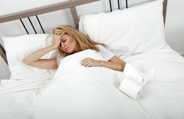 Yksinäisyys saa flunssan tuntumaan pahemmalta.
