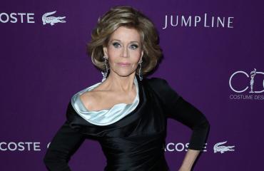 Näyttelijä Jane Fonda