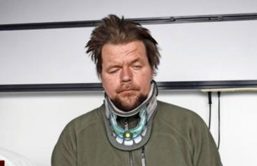 Mika Salakka, 49, on entinen palomies ja rauhanturvaaja