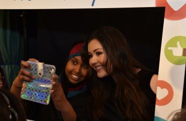 Diandra on mukana Kannustusryhmä-kampanjassa.