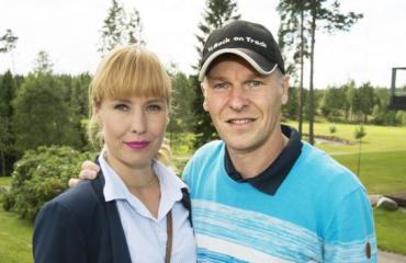 Toni ja Heidi Niemisen avioliitto on ollut katkolla.