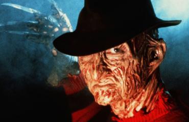 Freddy Krueger kärsi pahoista iho-ongelmista.