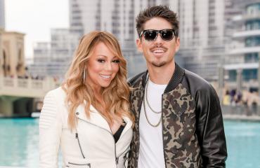 Mariah Carey ja Bryan Tanaka