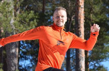 Espoolaisella Pekka Parviaisella on monien mielestä erikoinen harrastus.
