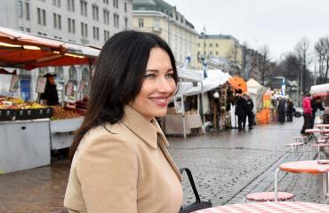 Oksana Chaiko