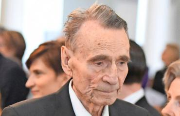 Presidentti Mauno Koivisto