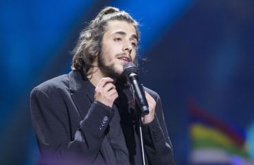 Salvador Sobral voitti Euroviisut