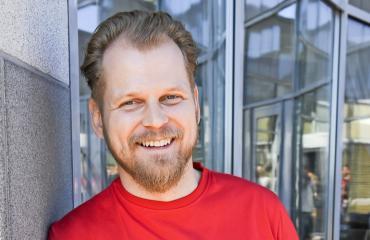 Antti Luusuaniemi on Hyvinkään kasvatteja.