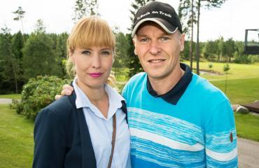 Heidi ja Toni Nieminen