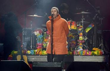 Liam Gallagher One Love Manchester -konsertisssa